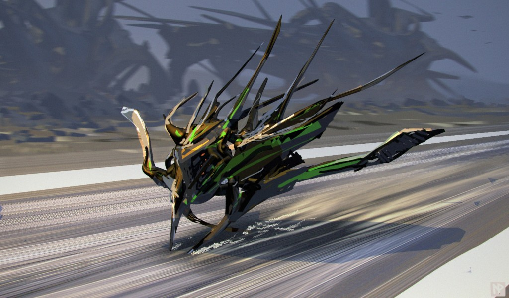 insectship